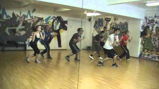 Choreography to Bad Boys for life by P.Diddy