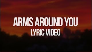 XXXTENTACION - Arms Around You ft. Lil Pump (LYRIC VIDEO)