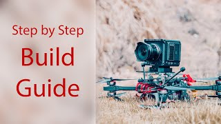 How to build a DIY FPV Cinelifter drone - iFlight Taurus X8 build guide