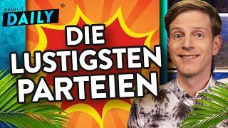 Der Kampf um die Bundestagswahl beginnt