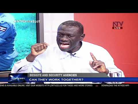 ON THE SPOT: Can Besigye and Security agencies work together?
