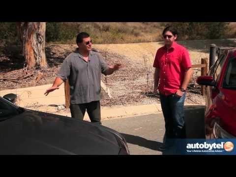 Chrysler 300S vs. Ford Taurus SEL Video Comparison
