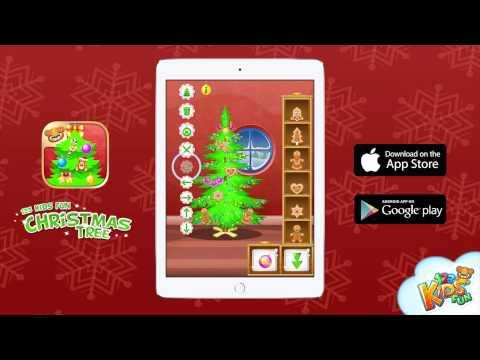 Video of 123 Kids Fun CHRISTMAS TREE