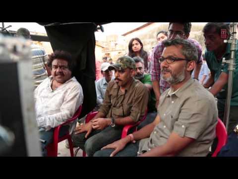 Movie Shoot At Dharavi   Bhoothnath Returns   Amitabh Bachchan