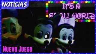 ITS A SMALL WORLD / Nuevo Fangame - Disney de Terror