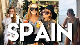 Barcelona + Boarding the Norwegian Epic | Europe Week in My Life