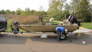 Michigan Clean Boats, Clean Waters: Clean, Drain, Dry!