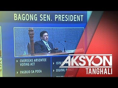 [News5]  Senate Pres  Sotto, kilalanin