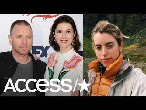 Ewan McGregor's Daughter Shades His Gf Mary Elizabeth Winstead: She's 'A Piece Of Trash' | Access