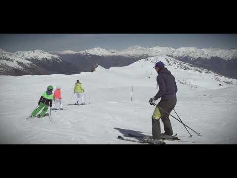 La Toussuire version ski