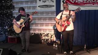 Bayside Live Acoustic In-store at Vintage Vinyl - 8/20/16