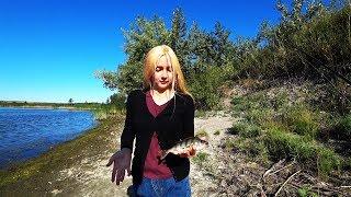 Рыбалка на спиннинг ЗАКИНУЛИ ЭТУ ПРИМАНКУ И НАЧАЛОСЬ щука судак окунь