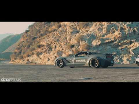 Salonul auto Sema 2016 desfasurat in Las Vegas, cu Ken Block