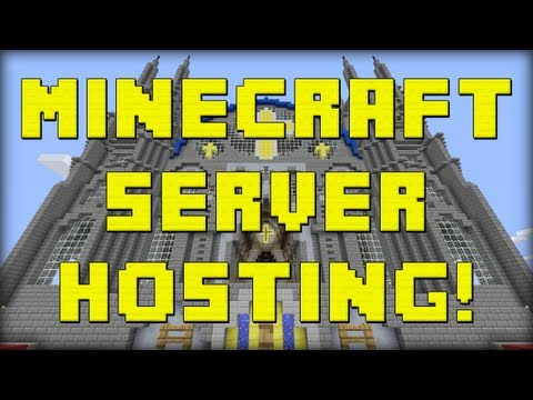Minecraft Server Hosting! Plus Dedicated/Voice Servers