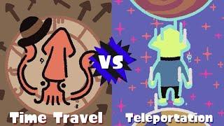 GO TEAM TELEPORTATION! (Splatoon 2 Splatfest)