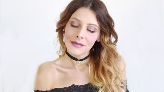 FULL FACE USING ONLY LOW COST MAKEUP + COME FARE LO STYLING AI CAPELLI