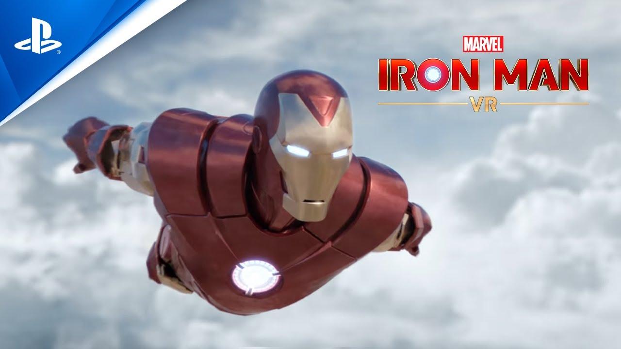 La crítica habla sobre Marvel's Iron Man VR