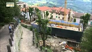 Europas Kleinstaaten Teil 5 - San Marino - Berg Der Braven Bürger