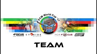 PCM WORLD CUP TEAM | Course aux points manche n°2