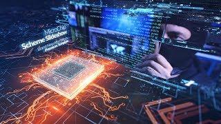Microchip Scheme Slideshow After Effects Template