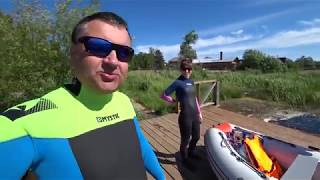 Рыбалка на озере орлинское гатчинский район
