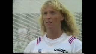 Mette Bergmann 64.34m Discus - Helsinki 1994