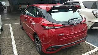 NEW YARIS 2018 TRD CVT