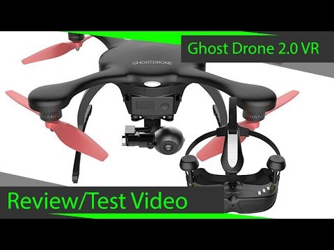 Ehang Ghost Drone 2.0 VR Review
