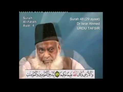 Surah Fath Tafseer