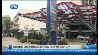 Crude oil prices expected to go up