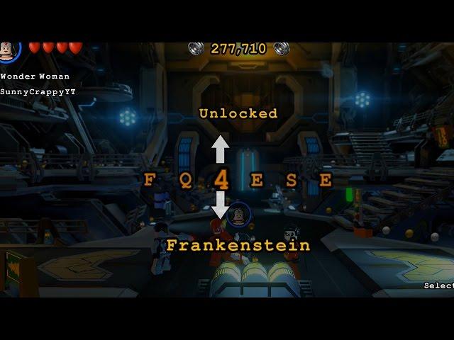 Lego Batman 3 Beyond Gotham All Cheat Codes ...