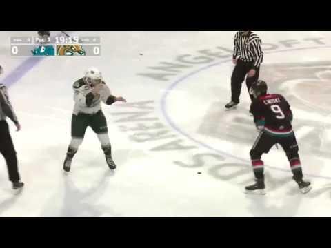 Dawson Butt vs. Mark Liwiski