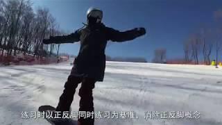 王家凌 XLab口袋教学系列——2、推坡走刃练习