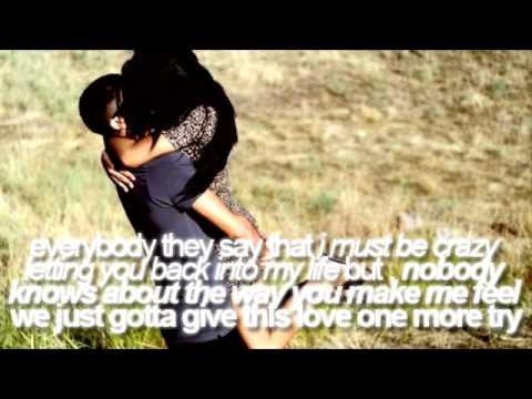 If i say yes - mjk [lyrics on screen]
