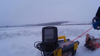 Использование эхолота на зимней рыбалке