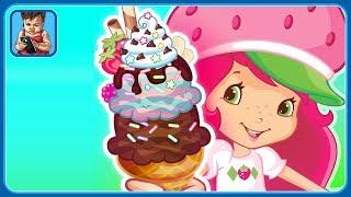 Земляничка: Остров мороженого - Летние сладости для ягодных подружек * Мультик игра для детей