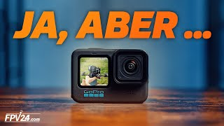 GoPro HERO10 und FPV Drohne im TEST – Lohnt es sich wirklich?