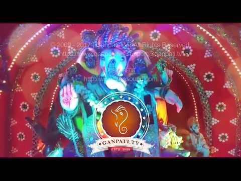 Neeraj Khetan Home Ganpati Decoration Video