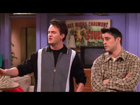 Present Perfect Simple vs Continuous - The Rooster (Friends)