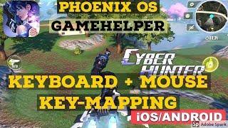 cyber hunter tencent gaming buddy key mapping - Thủ thuật