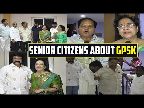 Senior Celebrities About Gautamiputra Satakarni Movie | Silver Screen