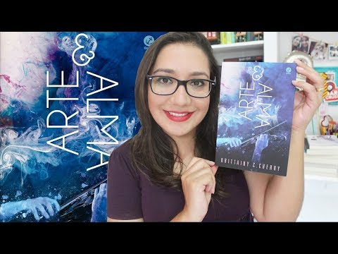 ARTE E ALMA por Brittainy C. Cherry | Amiga da Leitora