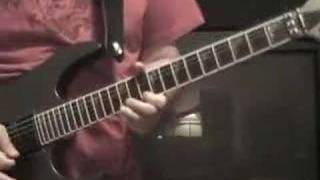 Above the Winter Moonlight-Dragonforce Solo
