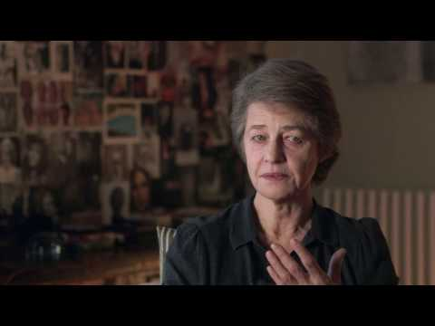 Video trailer för Charlotte Rampling and Andrew Haigh on Acting in 45 YEARS