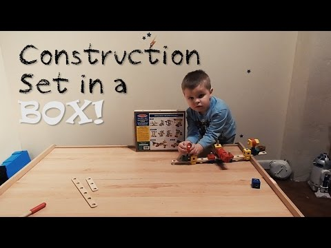 Melissa and Doug: Construction Set in a Box 5151