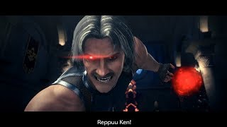 THE KING OF FIGHTERS: DESTINY – Episode 22