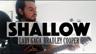 Shallow by Lady Gaga, Bradley Cooper l Guitar Cover par LoyK