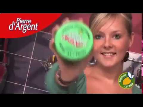 youtube PIERRE D'ARGENT - чистящее средство