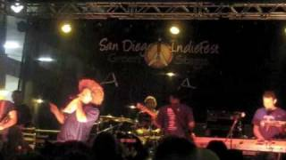 Audible Mainframe - 'One' Live at SD IndieFest V (3.28.09)