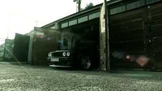BMW E30 M54 Air ride